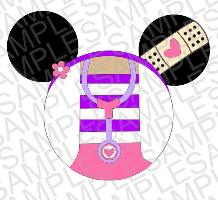 A personal favorite from my Etsy shop https://www.etsy.com/listing/230870770/disney-inspired-doc-mcstuffins-mickey