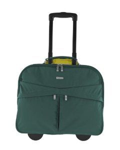 Baggallini Skyline Rolling Briefcase SKY684BK Review - Travel Bag Quest