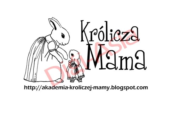 Digi-Asia: Logo Królicza Mama