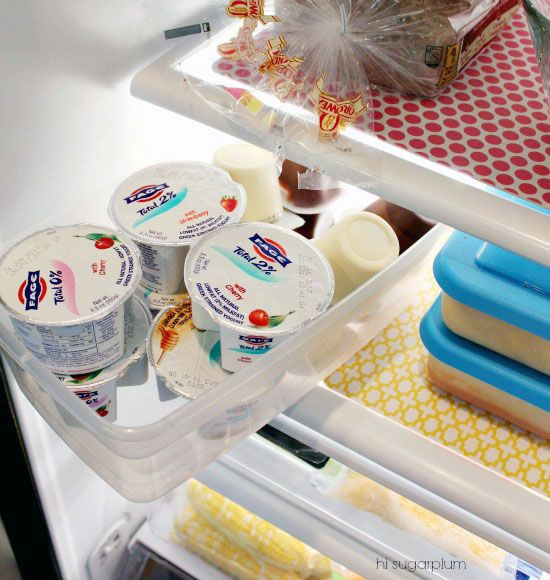 IHeart Organizing: Spill It! Your Favorite Fridge Organizing Tips & a GIVEAWAY!