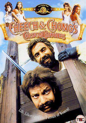 Gratis Cheech And Chongs The Corsican Brothers film danske undertekster