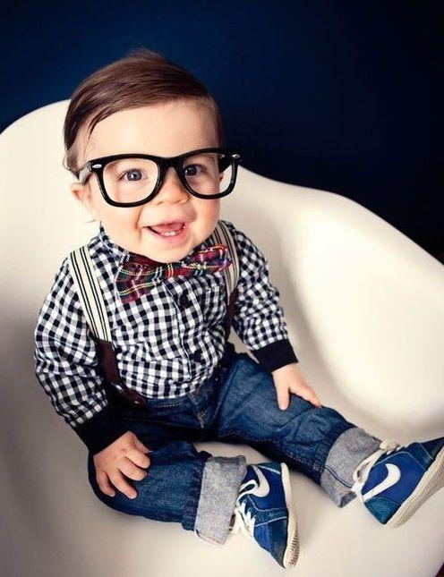 Deliciously at Home - Decor - Organization - Wellness: Fashion baby boy