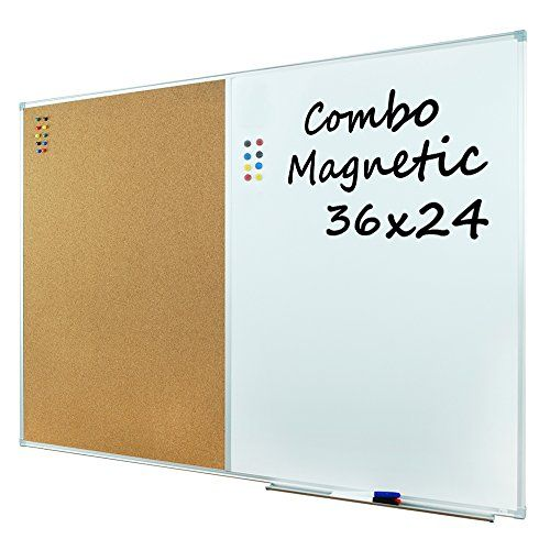 Lockways Dry Erase Board & Cork bulletin Board Combinatio... https://smile.amazon.com/dp/B06XBSV7WC/ref=cm_sw_r_pi_dp_U_x_stQkAbNFCQAJ5