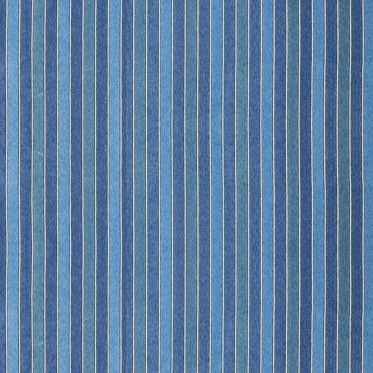 Warwick Fabrics : CARMELLA, Colour OCEAN