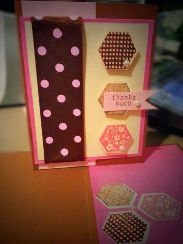 Miss Mudge's Gallery: Hexagon Crazies!