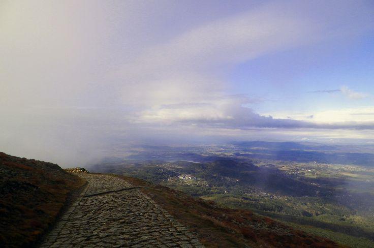 Droga na Śnieżkę/ The landscape of the Western Sudetes- Śnieżka