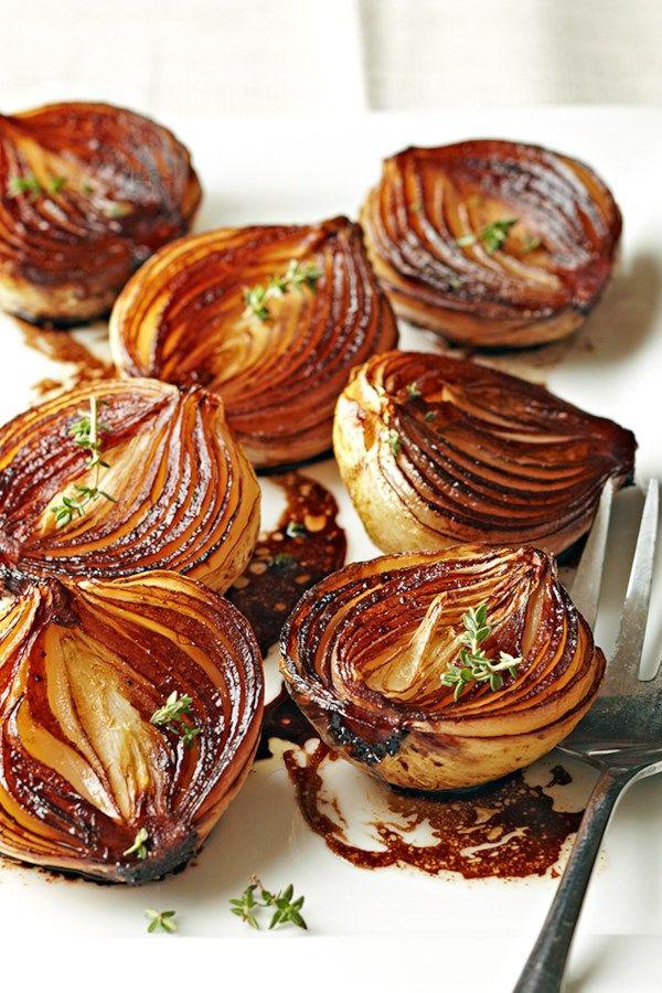 Caramelized Balsamic Onions – M.C.