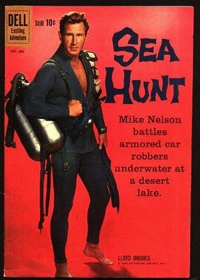 Sea Hunt: Remembering Lloyd Bridges' Mike Nelson, a TV Hero in the Early 1960s