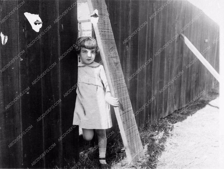 photo Baby Helen Marie Osborne Little Mary Sunshine film Told at Twilight 2104-19