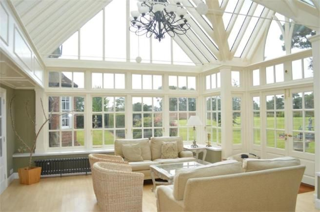 5 bedroom detached house for sale  The Old Rectory, Rectory Road, Roos, East Riding of Yorkshire  Under Offer  £850,000 conservatory