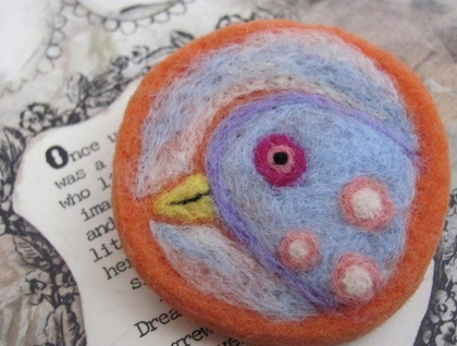 62 best needle felting images on Pinterest | Brooches, Bouquets ...