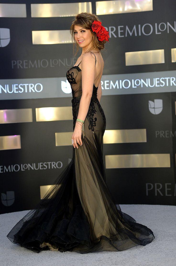 Thalia Gorgeous Long Dress as Always
