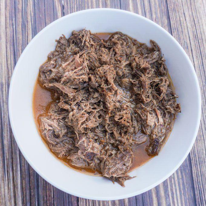Instant Pot Barbacoa (Chipotle Copycat) - No Bun Please