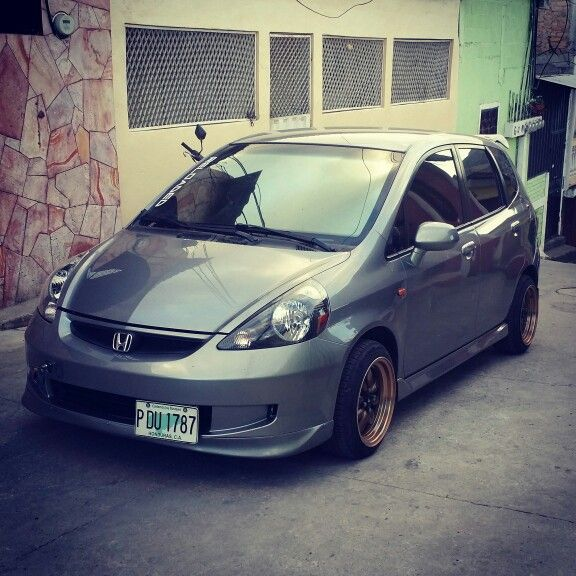 My GD3 #Honda #Fit #Jazz