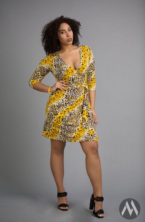 Wild Panther Dress