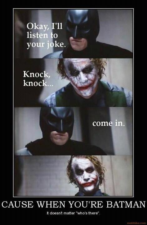 I had to repin because its funny.. To bad I can't look at it more than once because of the clown.
