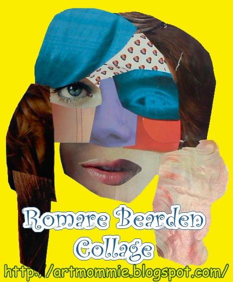 Romare Bearden Photo-montage; ArtMommie