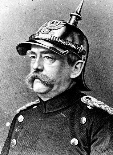 Otto von Bismarck (1815 - 1898) Político