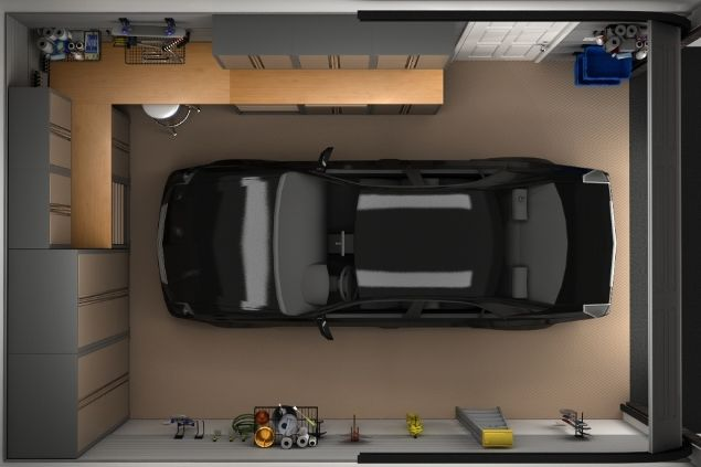 Home Garage Design Idea