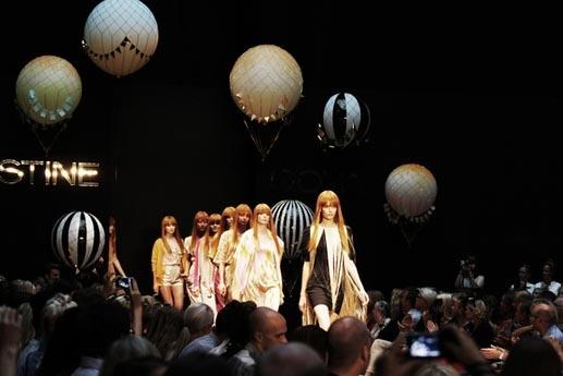Stine Goya fashionshow