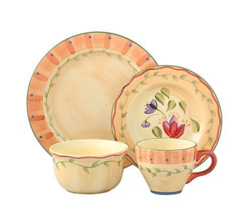 your dining experience with pfaltzgraff napoli dinnerware set dinnerware is a subtly decorated handpainted