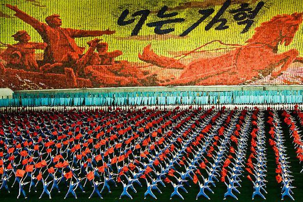 North Korean Games