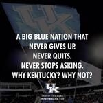 Big Blue Nation, stand up.