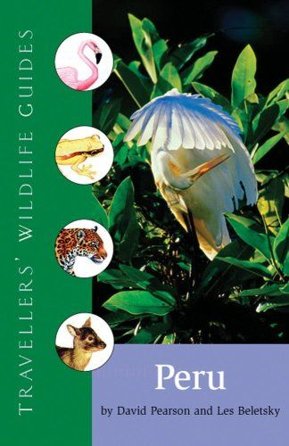Travellers' Wildlife Guides Peru