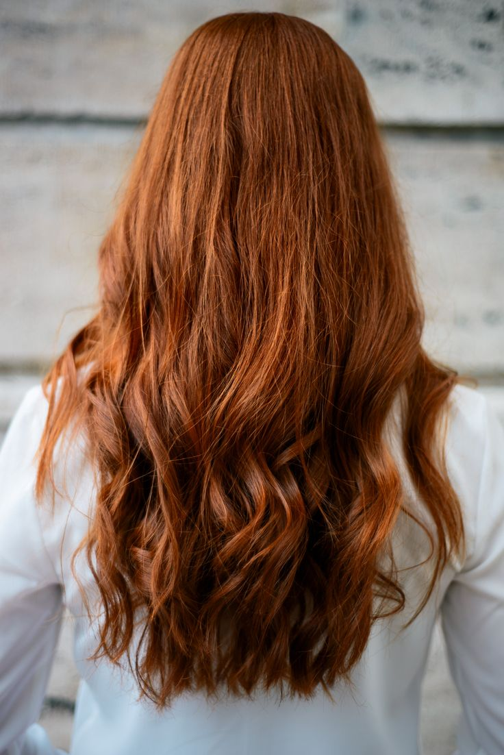 Tips and tricks to keep red and copper hair shiny and colorful