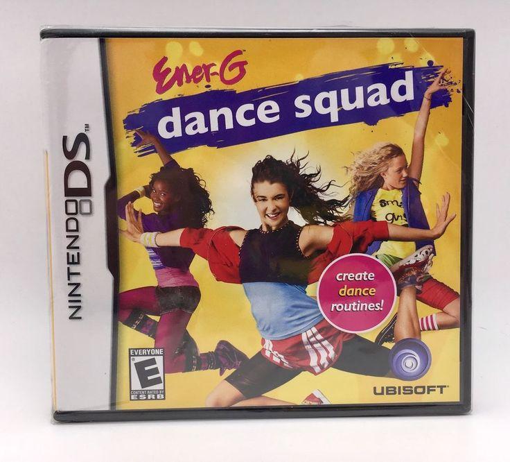 Ener-G Dance Squad Game Nintendo DS #Nintendo
