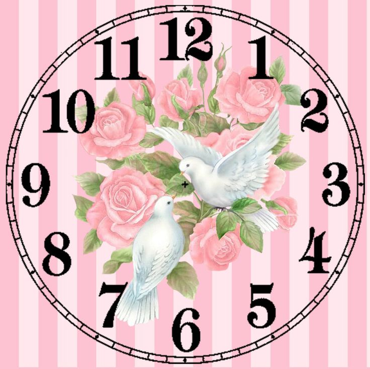 116 best Printables ♢ ♢ ♢ Clock Faces images on Pinterest | Wall ...