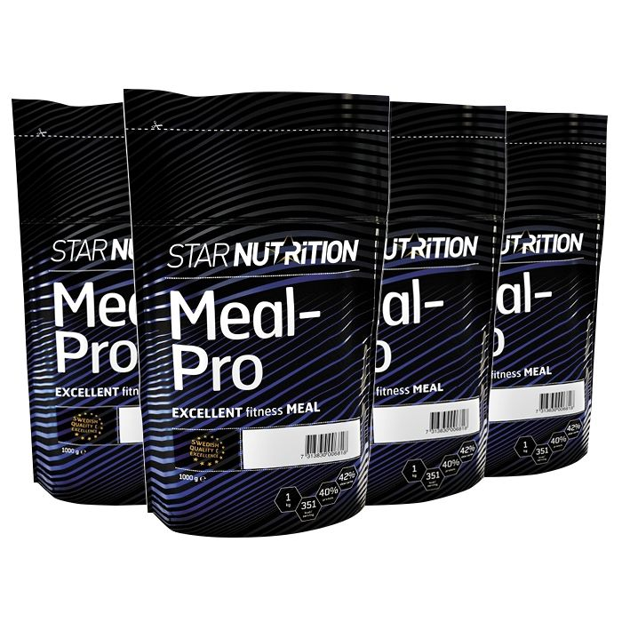Osta Meal-Pro BIG BUY, 4 kg osoitteessa Fitnesstukku.fi
