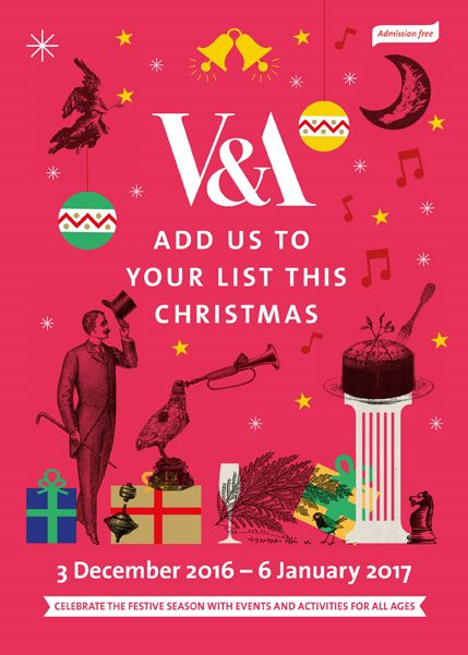 Christmas at the V&A 2016