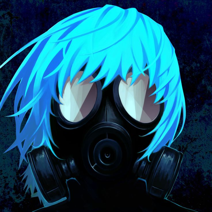 Anime girls gas mask google search anime girls gas - Anime girl with gas mask ...