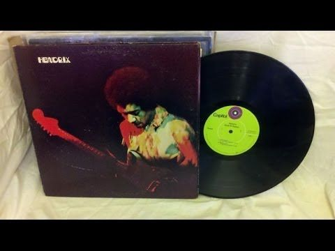 """Jimi Hendrix - Band of Gypsys - Machine Gun (Vinyl) """"The story of life is quicker than the wink of an eye, the story of love is hello and goodbye…until we meet again"""" ~ Jimi Hendrix"""