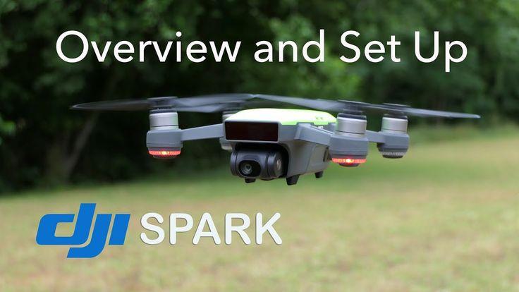 DJI Spark - Overview, Set Up, Indoor Flight https://www.camerasdirect.com.au/dji-drones-osmo/dji-spark
