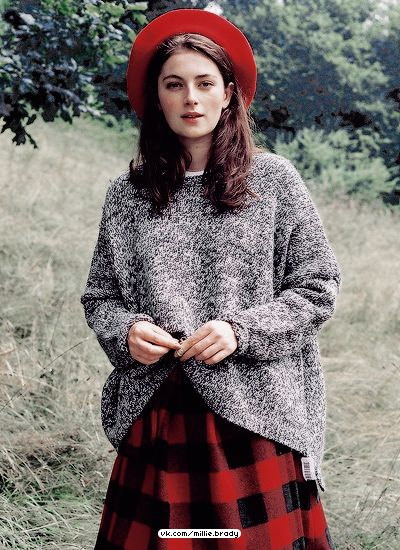 Millie Brady Cabbages & Roses