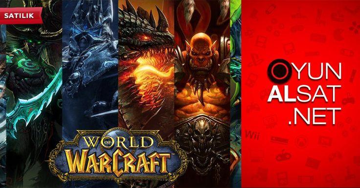 Satılık World Of Warcraft Set - 8637   Sahibinden Ucuz Oyunalsat ►http://bit.ly/2txxP1F #wow #worldofwarcraft #satılık #alışveriş #ucuz #sahibinden #oyun #pc #ikinci