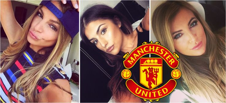 11 Hottest Manchester United WAGs (Footballers Wives)