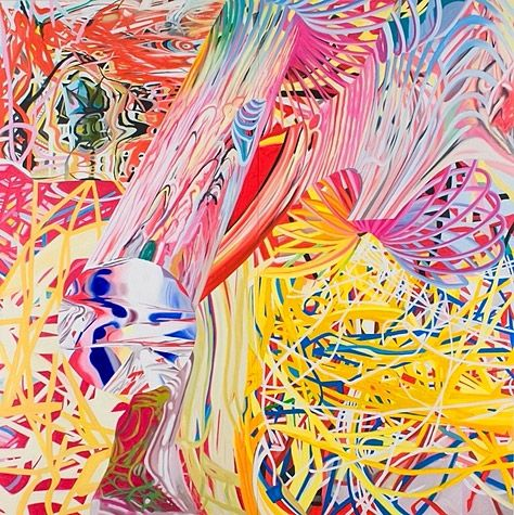 james rosenquist, painting