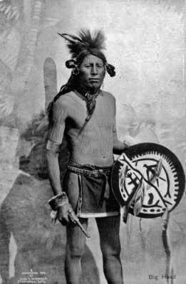 Big Head - Northern Cheyenne - 1901