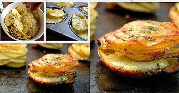 Originální a jednoduchá bramborová příloha pro všechny příležitosti. Nesmažené, a přesto křupavé bramborové hnízdo, které perfektně doplní jakékoli maso, salát či váš oblíbený dip. Ingredience 6-8 lžic másla 1 kg brambor sůl a pepř na dochucení tymián (čerstvý či sušený) 1 stroužek česneku, rozdrcený (volitelné) Postup Předehřejte troubu na 170 °C. Rozehřejte máslo v rendlíku ...
