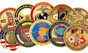 Present day custom challenge coins are much different From what they were six or seven decades back. They are latest, polished and the inscription is easily visible on it.