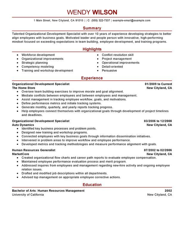 Payroll Specialist Resume Sample  HttpResumesdesignCom