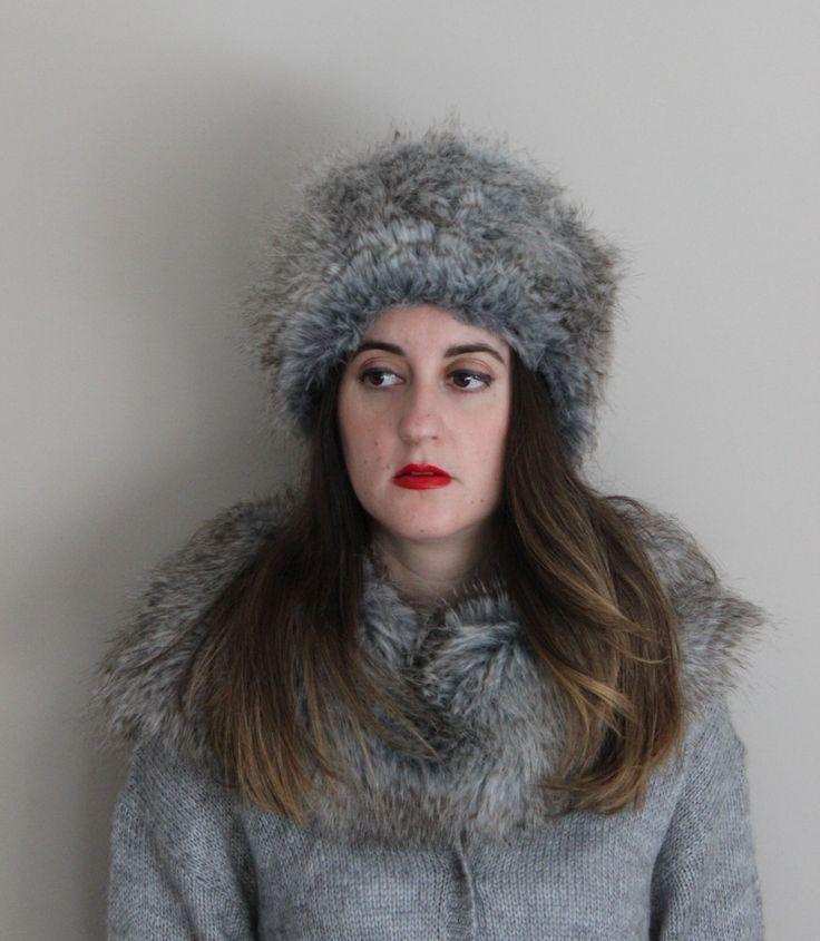 gorro ruso, gorro cosaco, sombrero ruso, sombrero cosaco de Lolacoqueta en Etsy