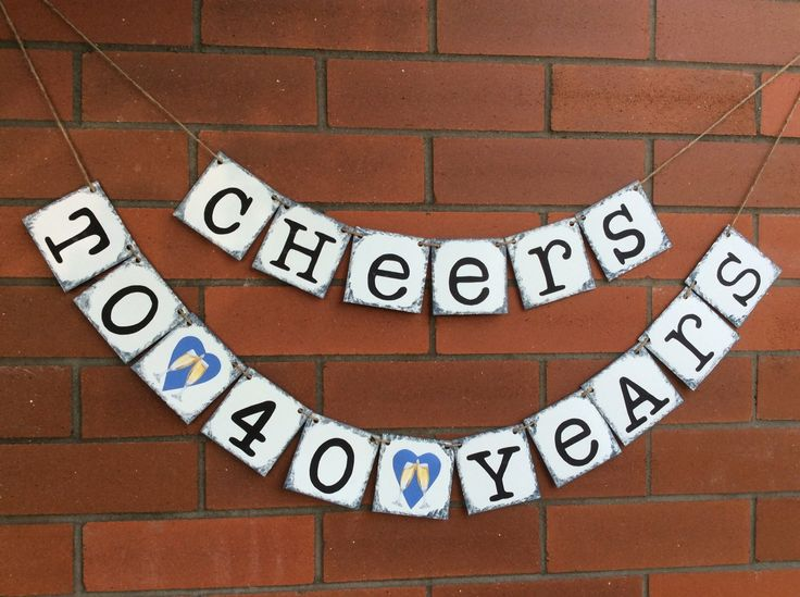 Birthday Banner. Chipboard Banner. Birthday Decor. Cheers. Party Decor. Birthday Sign. Cardstock. Photo Prop. by WineCountryAccents on Etsy