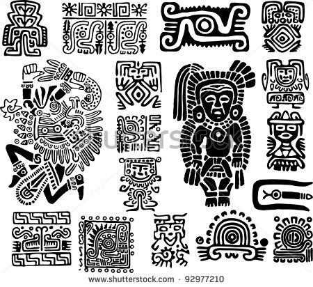 Set mexican symbols                                                                                                                                                                                 More