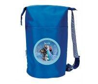 Personalised Disney Frozen Swim Bag - Navy