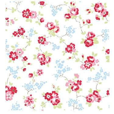 Decorate your home with our chintz wallpaper, printed on high quality paper for a superb finish.