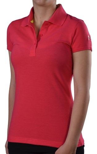 Under Armour Women's UA Core Golf Polo Shirt-Pink « Impulse Clothes